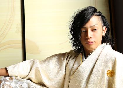 成人式(男性袴)