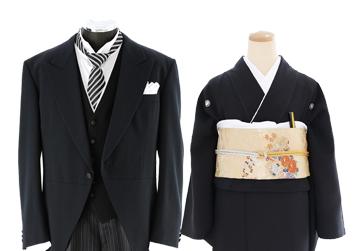 モーニングコート黒留袖・礼服