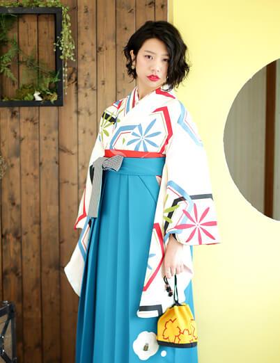 2尺袖+袴