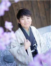紋付袴(男の子)