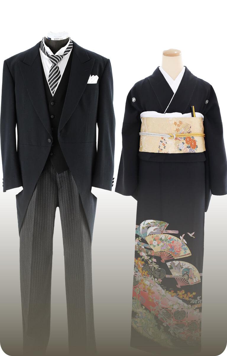 モーニングコート・黒留袖・礼服